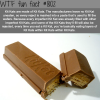 what are kit kats made of wtf fun facts