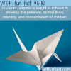 what kids in japan are taught in school wtf fun
