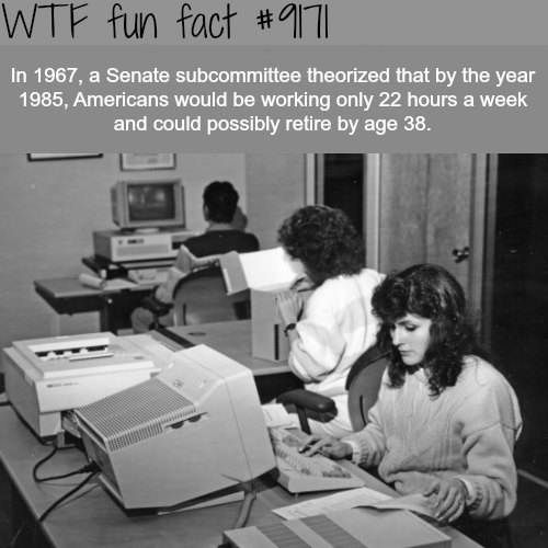 What people in the past thought the future will look like - WTF Fun Facts