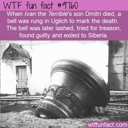 When Ivan the Terrible's son Dmitri died