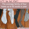 where do socks go