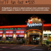 why applebees is one of the worst restaurants