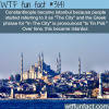 why constantinople became istanbul