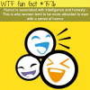 why humor is a good quality wtf fun facts