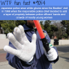 why japanese police wear white gloves wtf fun