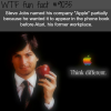 why jobs chose the name apple for his company