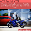 why motorcycles can be very dangerous wtf fun