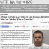 why people florida are so crazy