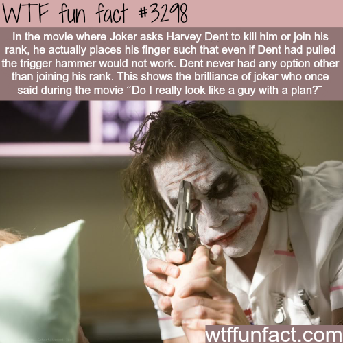 Why the joker is the best villain -  WTF fun facts