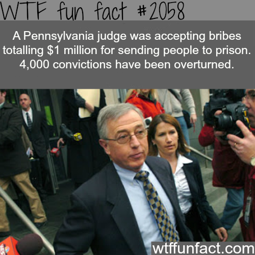 Why the prison population in the U.S. is large - WTF fun facts
