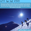why the sun is yellow wtf fun facts