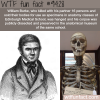 william burke wtf fun fact