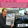woman wins bmw on april fools day wtf fun facts