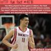 yao ming first game in miami wtf fun facts