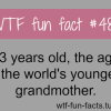 youngest grandmother mother
