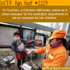 yu youzhen a millionaire that work as a cleaner