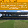 zero football stadium wtf fun facts