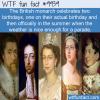 Fun Fact – British Monarchs Birthdays