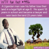 Fun Fact – Ugandan Boy Becomes Lawyer