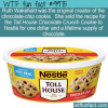 Fun Food Fact – Chocolate Chip Cookie Deal