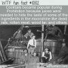 WTF Fun Fact – Moonshine Ingredients