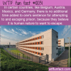 WTF Fun Fact – Escaping Prison