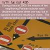 WTF Fun Fact – One Way Wrong Way