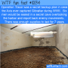 WTF Fun Fact – Secret Cave In Gibraltar