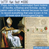 WTF Fun Fact – Patron Saint Of The Internet
