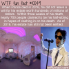 WTF Fun Fact – Prince Estate