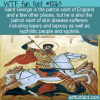 WTF Fun Fact – Saint George Patron Saint