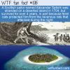 WTF Fun Fact – Actual Robinson Crusoe