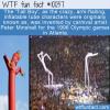 WTF Fun Fact – Tall Boy