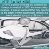 WTF Fun Fact – Volvo Shares Seatbelt