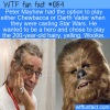 WTF Fun Fact – Why a Wookie?