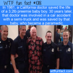 WTF Fun Fact - California Doctor