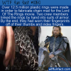 WTF Fun Fact – Manual Chain Mail