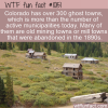 WTF Fun Fact – Colorado Ghost Towns