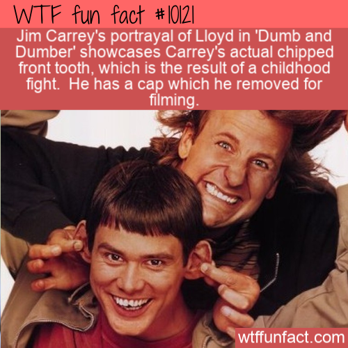 WTF Fun Fact - Jim Carrey