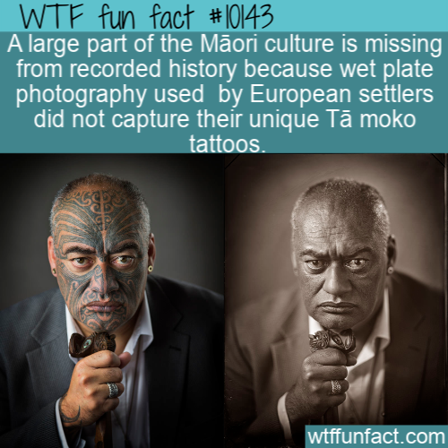 WTF Fun Fact - Missing Tattoos