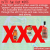 WTF Fun Fact – XXX Meaning