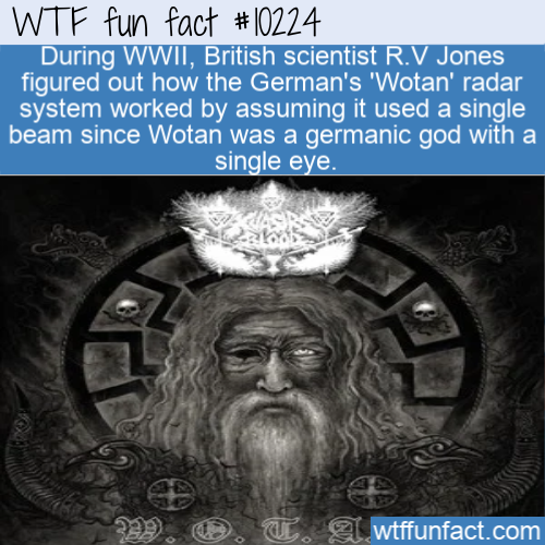 WTF Fun Fact - Wotan Radar