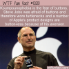 WTF Fun Fact – Koumpounophobia