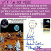 WTF Fun Fact – Astronaut Insurance