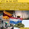 WTF Fun Fact – Odd Dutch Immigration Requirement
