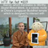 WTF Fun Fact – Worthy Stupid Robot Monk