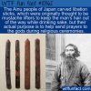WTF Fun Fact – Libation Stick