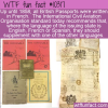 WTF Fun Fact – British Passport In French