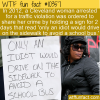 WTF Fun Fact – Idiot Cleveland Driver
