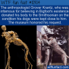 WTF Fun Fact – Bigfoot And Dogs